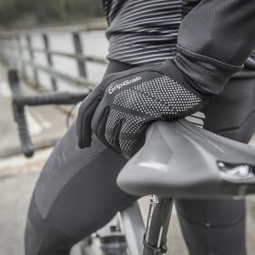 GripGrab Ride Windproof Guanti da bicicletta, nero